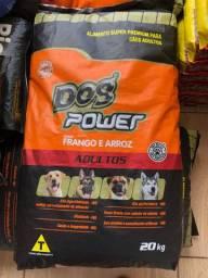 Ração Dog Power 20kg(super premium)