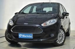 Ford fiesta hatch 1.6 titanium 2014