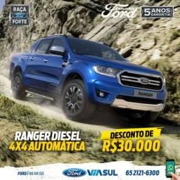 Ranger Ford - 2020