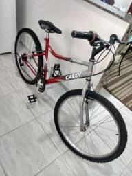Bicicleta Caloi terra aro 26 impecável