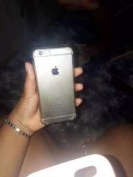 IPhone 6 Está em perfeitamente com carregador obs:não é original