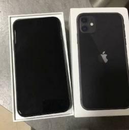 iPhone 11 64GB na caixa