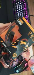 Headset Gamer Hs200 Oex Action