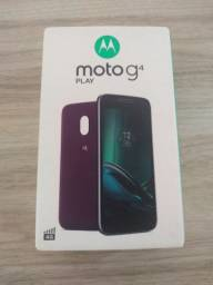 MOTO G4 PLAY 16GB COM TV