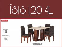 Mesa de jantar Ísis