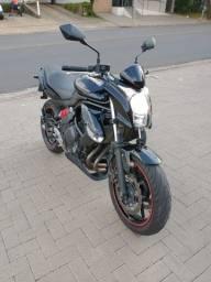Kawasaki - er6n impecável - 2012
