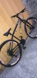 Bicicleta aro 29  * troco em algo do meu interesse, aquário, vídeo game