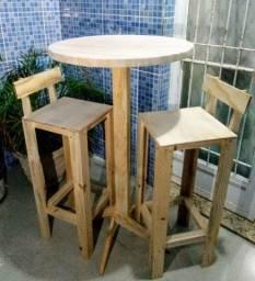 Fabricamos mesas Bistrô