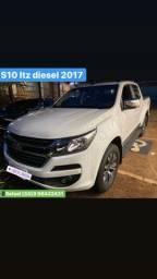 S10 ltz 4x4 diesel 2016/2017 único dono !