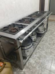 Utesilios cozinha industrial
