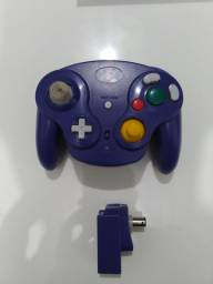 Controle Gamecube Wii