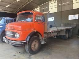 MB 1513 ano 75 alemão caminhões