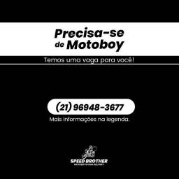 Motoboys para Campo Grande