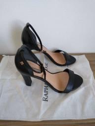 Sandália de couro Raphaela Booz