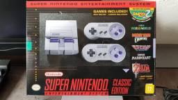 Super Nintendo Classic Edition - Usado