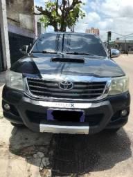 Toyota Hilux SRV 3.0 SR 4X4 2015 Automática
