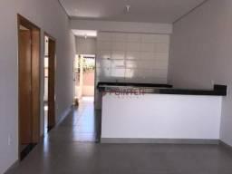 Casa com 2 dormitórios à venda, 76 m² por R$ 310.000,00 - Água Branca - Goiânia/GO