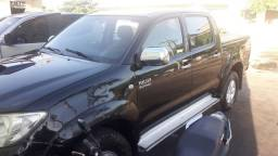 Hilux Srv 2011/11 Automático  R$ 89.900