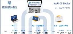 Certificado Digital. Emissão de Certificados