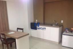 Apartamento tipo flat á Venda 1 quarto no Residencial Golden Tulip no Setor Oeste/ Goiânia