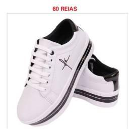 Vende-se tênis lindos do tamanho 33 ao 40 falar com Rayssa nesse número + *