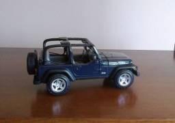 Jeep Wrangler Rubicon - Maisto 1/27