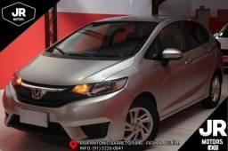 Honda Fit LX 2014/2015 Você encontra aqui na JR Motors!