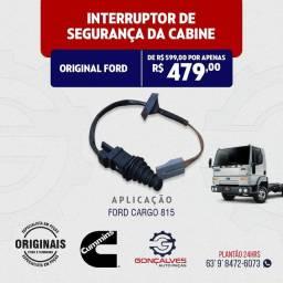 INTERRUPTOR DE SEGURANÇA DA CABINE ORIGINAL FORD