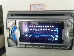 Cd rádio Kenwood com md dpx5200m