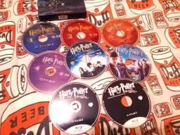 Harry Potter coleção comprar usado  Caraguatatuba