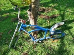 Quadro de bicicleta chopper ñ é caloi monark peugeot leia o anuncio comprar usado  Curitiba