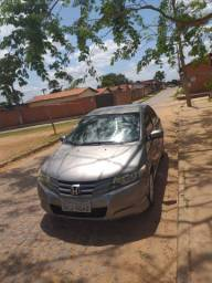 Vendo ou troco Honda city LX 2011/2011 valor : 30.500
