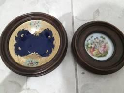 Pratos antigos mini