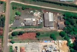 Barracão industrial