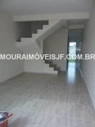 M1 - Casa Duplex 2/4, 2 Banheiros e 1 Vg - Grama