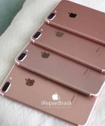IPhone 7 Plus 128Gb- RosÊ- Novos !