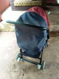 Vendo carrinho de bebê Burigotto
