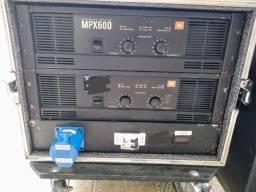 Potência Jbl mpx600