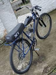 Vendo bicicleta motorizada zerada