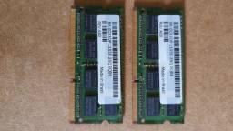 Memoria RAM 2X4GB