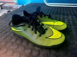 Chuteira Nike Bravata Society Original 36