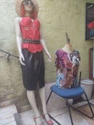 Maniquim feminino e masculino