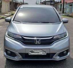 FIT EXL 1.5 FLEX AUTOMÁTICO CVT 2018/2018 R$ 68.900,00