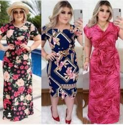 Moda evangélica vestido luxo. ENCOMENDA