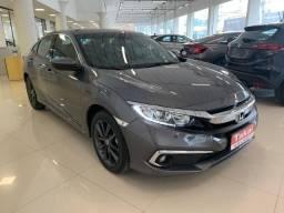 Civic EXL 2020 apenas 2.800 KM