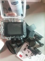 Câmera ação HD!