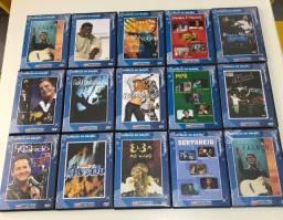 Coleção Dvds Estrelas do Brasil