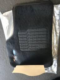 Tapete Automotivo de Veludo Ford 5 peças