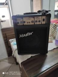CAIXA AMPLIFICADORA DE SOM MASTER MU100