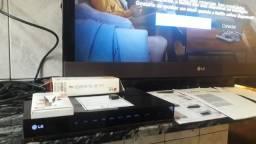 "Smart TV 42 "" 3D LG, Mídia Box LG, Wi-Fi Integrado, Netflix Aplicativos"